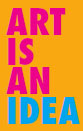 Art is an idea
